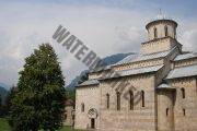 Monastery of Decani by abombrowski 1