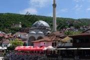 Sinan Pasha Mosque, Prizren by David Jones 1