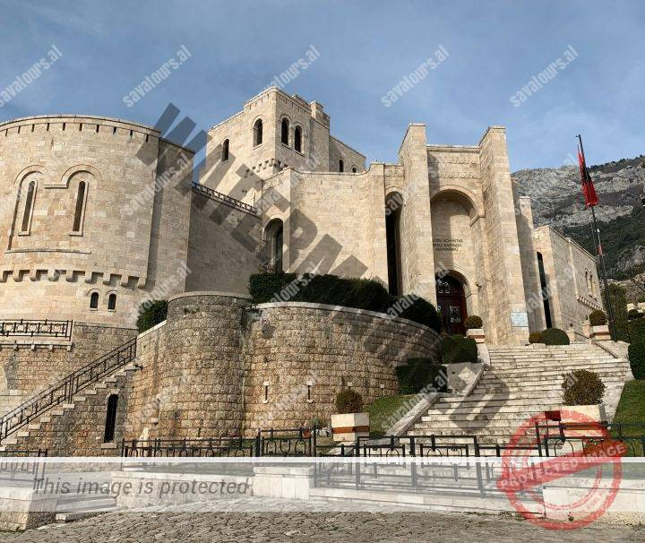The museum - Kruja 2. by Savatours Incoming