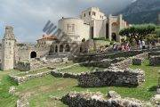 View of Citadel with Historical Museum - Kruja - Albania